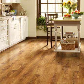 American Showcase laminate flooring