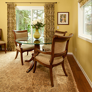 Example of completed work by Floor Express Abbey Carpet.