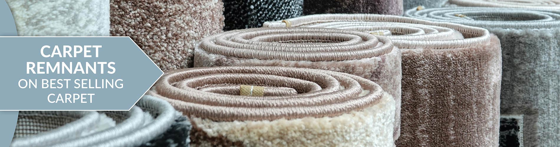 Carpet Remnants on sale at Floor Express in Tumwater
