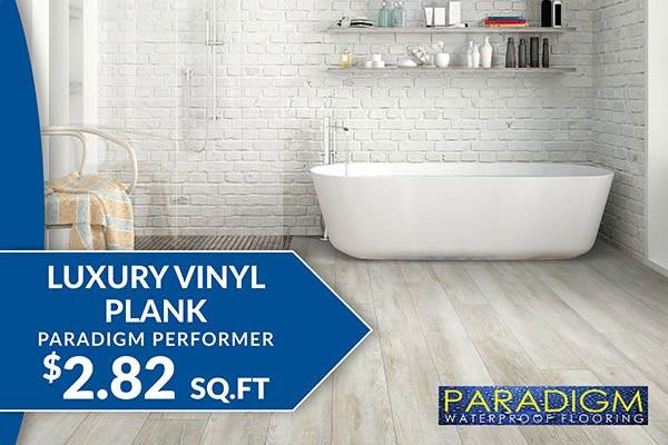 Paradigm Performer LVP Flooring starting at $2.82 sq.ft. at Floor Express in Tumwater